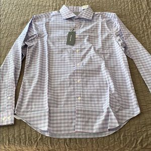 Michael Kors Slim Fit Shirt - pink/light blue NWT